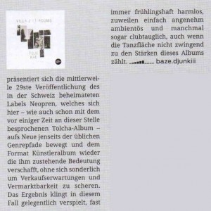 "Review in ""Faze Magazine"""