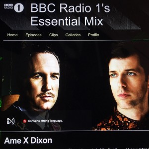 Club Bizarre's remix of Vampiros Discos featuring Ame & Dixon mix on BBC